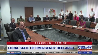 Mayor Lenny Curry to declare state of emergency on Thursday