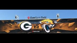 Packers beat Jaguars 27-23 at home in the season opener; Chris Ivory misses game
