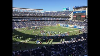 Rivers throws 4 TD passes as Chargers rout Jaguars 38-14