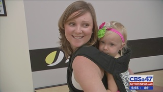 Jazzercise class in Fernandina Beach lets mothers get fit with their babies