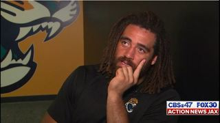 Jaguars defensive end Jared Odrick shares his thoughts on free speech on…