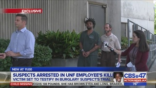 Arrests made in murder of UNF IT employee killed in home invasion