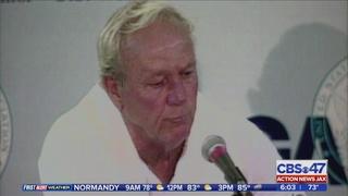 Remembering legedary golfer Arnold Palmer
