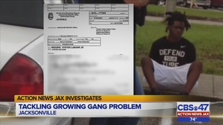 Action News Jax Investigates: Growing gang problem in Jacksonville high schools