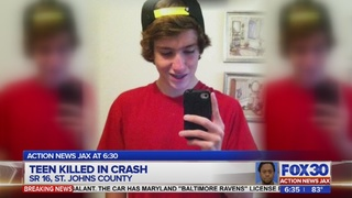 FHP: Speed likely a factor in Porsche crash that kills St. Johns County teen