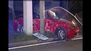 1 dead, 1 injured in after Porsche crashes into power pole in St. Augustine