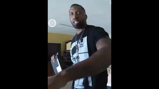 Jacksonville man sees burglar in home on cellphone app, sets off alarm