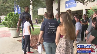 Local companies and former NBA player support LGBT protections at UNF event