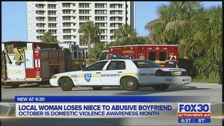 Jacksonville woman shares her story of getting out of domestic violence…
