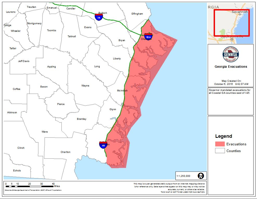 Natural Hazards Planning – Northeast Florida Regional Council