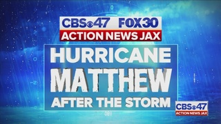 Action News Jax presents Hurricane Matthew: After the storm