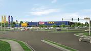 Ikea Jacksonville rendering