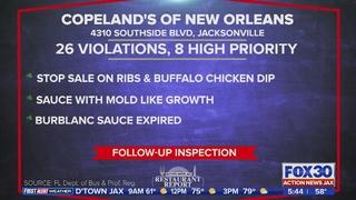 Roaches and Hurricane Matthew hit local restaurants