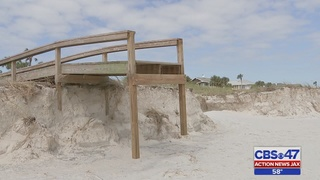 Jacksonville City Council to decide on dune renourishment funding