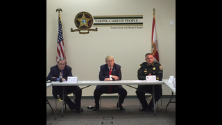St. Johns County Sheriff: We have not endorsed a Presidential candidate