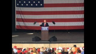Donald Trump backs out of one-on-one interview with Action News Jax