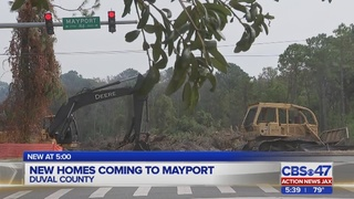 New homes coming to Mayport
