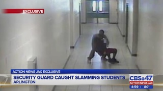 Video shows convicted Duval school guard use chokehold on middle-schooler