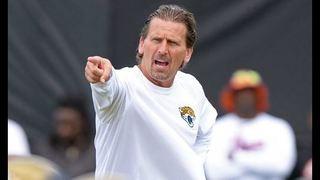 Jacksonville Jaguars fire offensive coordinator Greg Olson