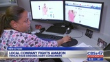 Local clothing company fights counterfeits on Amazon