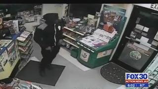 Armed robbers accused of assaulting Lake City store clerk
