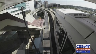 Skyway hours for Jazz Festival in Jacksonville