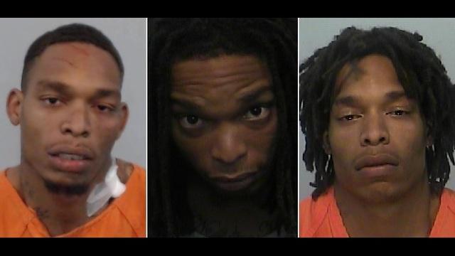 Mugshots: Man arrested for hitting Columbia deputy with bike   WJAX-TV