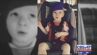 Baker County child with autism dies; man charged with abuse of child