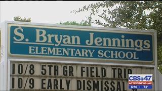 Vandals urinate in Orange Park school classroom over holiday break