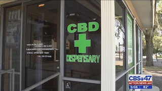 Orange Park shop claiming to sell over-the-counter medical marijuana…