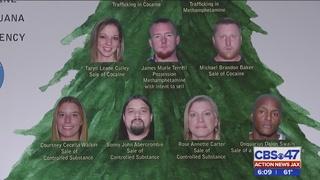 24 arrested, 6 sought after Nassau County drug sting