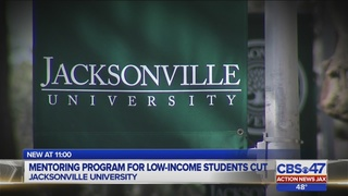 JU to discontinue mentoring program for Jacksonville high school students