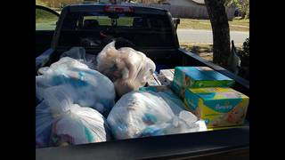 St. Augustine couple gathering supplies for Gatlinburg wildfire victims