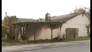 Three people, dog escape Jacksonville Beach house fire