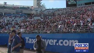 Taxslayer Bowl seating shortage
