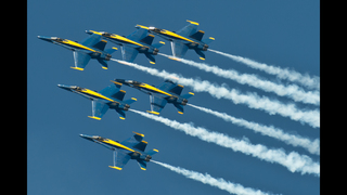 Blue Angels coming to Brunswick for Golden Isles Airshow