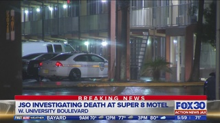 Woman found dead at Jacksonville Super 8 Motel, police investigating