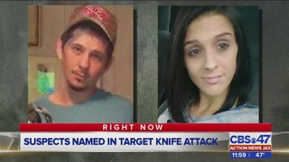 Man, woman arrested in connection to Nassau County Target stabbing