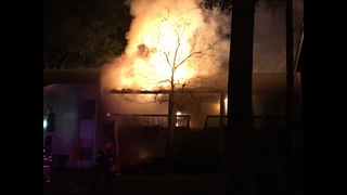 One dead, a dozen people displaced following fire at Westside apartment complex