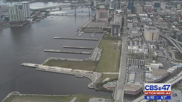 Jacksonville Officially Seeking New Plans For Shipyards