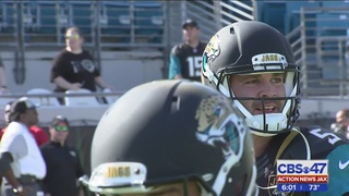 Jaguars break 9-game losing streak with win against Titans