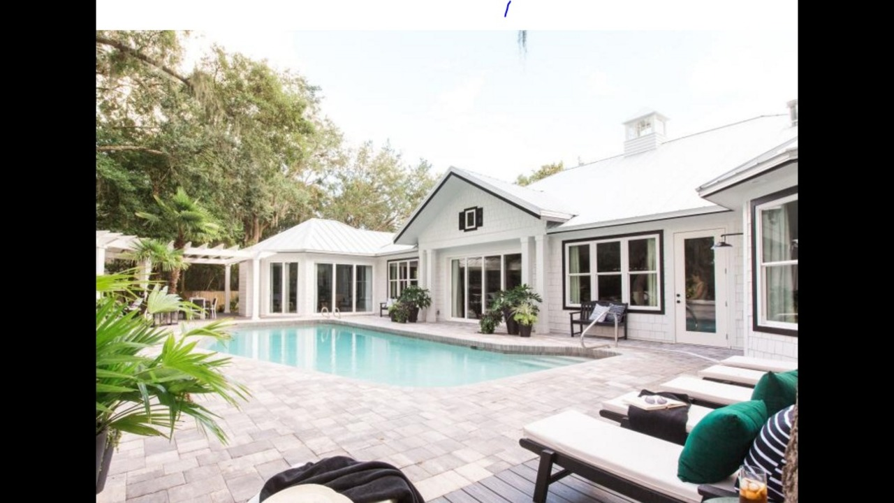 St. Simons home featured as HGTV Dream Home | WFOX-TV
