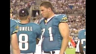 Former Jaguar named one of 15 finalists for Pro Football Hall of Fame