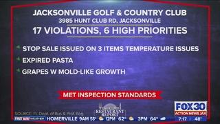 Jacksonville country club restaurant tops Restaurant Report