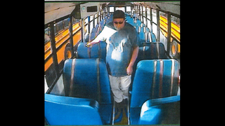 Man in Columbia County trespasses on bus, pretends to pick up passengers