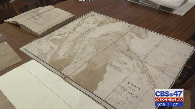 St Augustine Historical Society Requests Help For Map