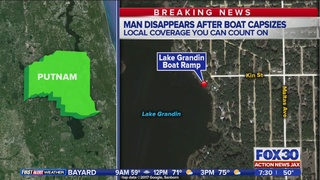 Boating accident reported in Putnam County