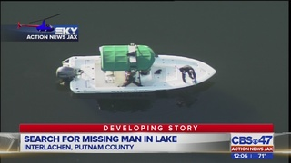 Boat capsizes in Putnam County; officials searching for man