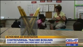 Action News Jax Investigates: Controversial teacher bonuses