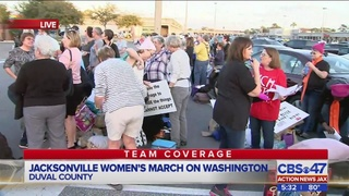 Duval, St. Johns & Clay county women head to DC for 'March on Washington